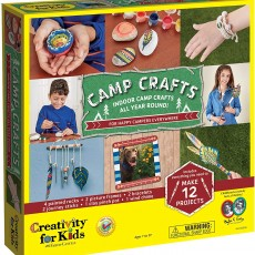 Kids Camp Crafts