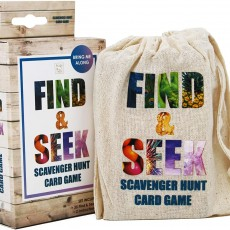 Find and Seek Scavenger Hunt