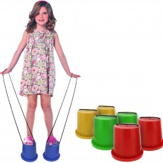 Bucket Stilts