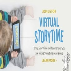 Surprise, AZ Events for Kids: Virtual Storytime with Barnes & Noble