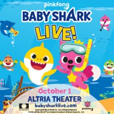 Things to do in Richmond West End, VA: Baby Shark Live