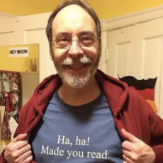 Live Reading from Author Dan Gutman