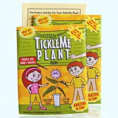 TickleMe Plant Seeds Packets