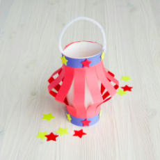Concord, NH Events for Kids: Kids Club Online - Paper Lantern