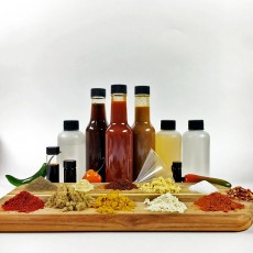 Artisan DIY BBQ Sauce Making Kit