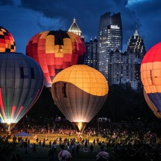 Charleston, SC Events for Kids: POSTPONED Charleston Balloon Glow (new dates below)