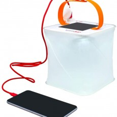 2-in-1 Phone Charger Lantern