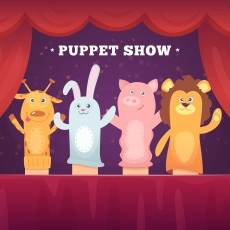 Things to do in Olathe, KS: Sock Puppet Theater: The Three Little Pigs