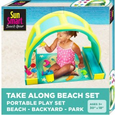 Beach Sand Toy Playset