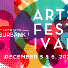Things to do in Burbank, CA for Kids: Downtown Burbank Arts Festival 2020, Downtown Burbank