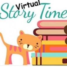 Things to do in Portland, ME for Kids: Virtual Story Time, Windham Public Library