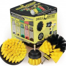Bathroom Power Scrubber Cleaning Kit