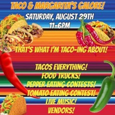 Wesley Chapel-Lutz, FL Events for Kids: Tacos & Margaritas Galore!