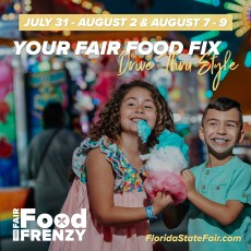 Wesley Chapel-Lutz, FL Events for Kids: Fair Food Frenzy