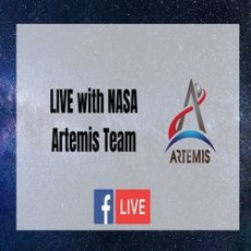 Things to do in Charleston, SC: Lunch Bunch: LIVE with NASA Artemis Team