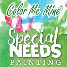 Special Needs Paint Event
