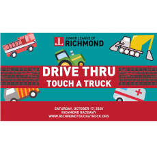 Things to do in Richmond South, VA: 15th Annual Touch a Truck - Drive Thru!