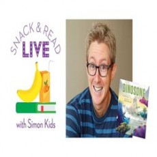 Wilmington, NC Events for Kids: Snack & Read LIVE with Author Tim McCanna