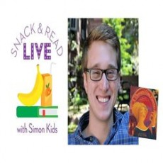 Charleston, SC Events for Kids: Snack & Read LIVE with Author/Illustrator Evan Turk