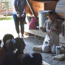 Things to do in Olathe, KS for Kids: MATS: Mahaffie Activities for Today's Students, Mahaffie Stagecoach Stop & Farm Historic Site