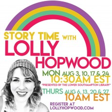 Wilmington, NC Events for Kids: Story Time with Lolly: Kindness Day