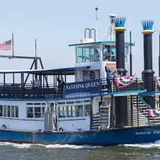 Red Bank, NJ Events for Kids: History Cruise on the Navesink Queen with John Schneider