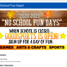 No School Fun Days!