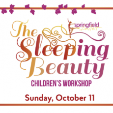 Things to do in Springfield, MO for Kids: Children's Workshop Series: The Sleeping Beauty, Springfield Ballet