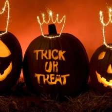 Royal Trick or Treat & Party