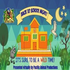 Things to do in Laurel-Columbia, MD for Kids: Back to School Night! *Virtual Wildlife Program*, Pacific Animal Productions