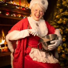 Things to do in Cincinnati, OH: Storytime and Singing with Mrs. Claus