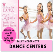 Fall Dance: In Person, Private Social Bubble, Private Lessons, & SMDC ONLINE!