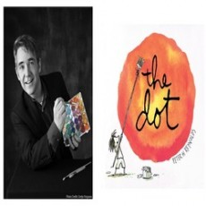 Things to do in Cincinnati, OH: Celebrate International Dot Day with Author/Illustrator Peter H. Reynolds