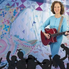 Red Bank, NJ Events for Kids: Laurie Berkner's Family Concert - Pajama Party!