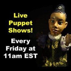 Live Puppet Show with WonderSpark Puppets