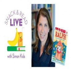 Charleston, SC Events for Kids: Snack & Read Live Read-Aloud with Author Alyssa Satin Capucilli