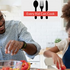 Every Kid Can Cook: Cooking Class