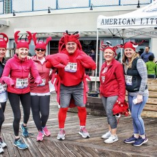 5th Annual Lobster Run