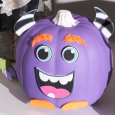 Kids Club Online: Monster Pumpkin