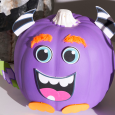 Things to do in Mansfield-Attleboro, MA: Kids Club Online: Monster Pumpkin