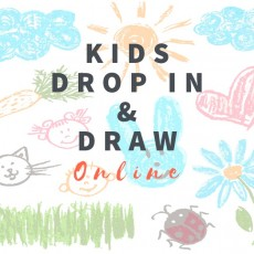 Kids Drop In & Draw with Artist Remelisa Cullitan