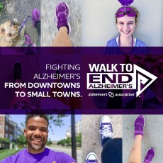 Worcester County Walk to End Alzheimer's