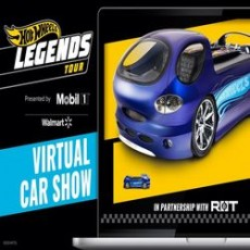 Red Bank, NJ Events for Kids: Hot Wheels Legends Tour Virtual Car Show