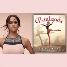 Things to do in Hulafrog at Home for Kids: Ballet Dancer Misty Copeland Discusses Her New Book, BUNHEADS, Politics and Prose Bookstore