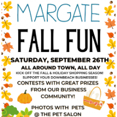 Things to do in Cape May County, NJ for Kids: 'Fall Fun Saturday' in Margate, Margate City