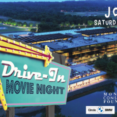 Drive-In Movie Night Fundraiser #KeepMonmouthGreen
