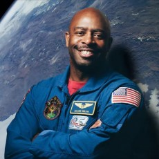Diary of a Rocket Launch with Astronaut Leland Melvin