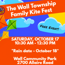 The Wall Township Family Kite Fest