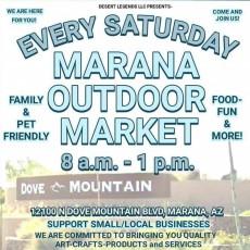 Casa Adobes-Oro Valley, AZ Events: Outdoor Market in Dove Mountain