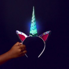 Things to do in Hulafrog at Home for Kids: Maker Camp Light-Up Unicorn Horn Headband, Maker Faire